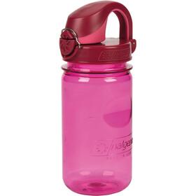 Nalgene Everyday OTF Drinking Bottle 350ml Kids himbeer
